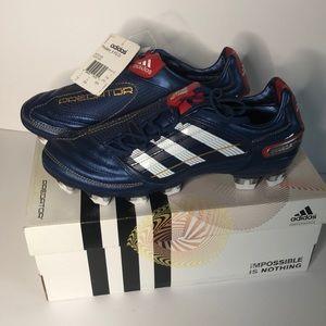 Adidas Predator X FG Soccer Cleats 7 1/2 Blue